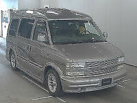 db459ed91a FRESH IMPORT LATE 2003 CHEVROLET ASTRO EXPRESS DAY VAN GMC RAM PETROL  AUTOMATIC