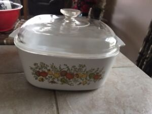 LARGE SIZE CORNINGWARE DISH