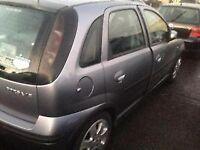 2004 VAUXHALL CORSA 1.2 - BREAKING FOR SPARES