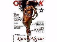 Fashion magazines x 30