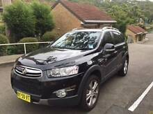 2013 Holden Captiva Wagon Bayview Pittwater Area Preview