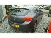 Vauxhall Astra 2010 ******BREAKING all parts available