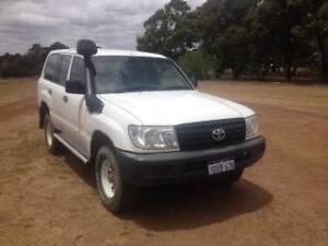 2006 Toyota LandCruiser Wagon Baldivis Rockingham Area Preview