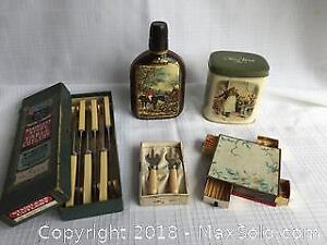 Vintage Odds and Ends