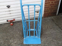 MAC ALLISTER hevy duty hand truck 400 kg £50 ovno