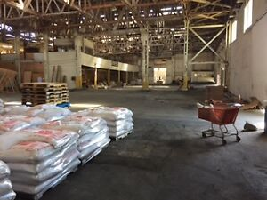 Secure Warehouse Space for rent - Ideal for Storage