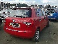 Skoda Fabia 2010 1.6 Petrol Red 5dr Breaking Spares - Wheel Nut