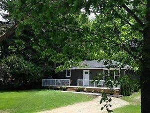COTTAGE FOR RENT-KINCARDINE-LAKE HURON-SAND BEACH!!