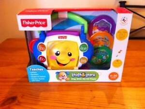 Fisher Price Laugh and Learn CD Player Belmont Geelong City Preview