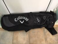 CALLAWAY CARRY GOLF BAG