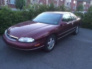 1997 Chevrolet Monte Carlo LS Coupe (2 door)