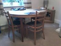 dining table £35