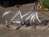Ladies Raleigh Pioneer Classic Cycle