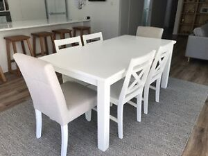 Freedom East port dining Table and chairs Peregian Beach Noosa Area Preview