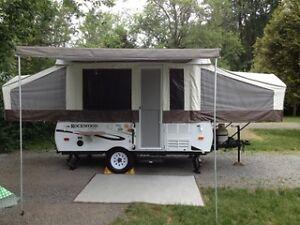 Tent Trailer 1 Week Rental