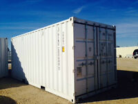New 20' Shipping Containers/ Sea Cans for Sale Call 604.657.4556