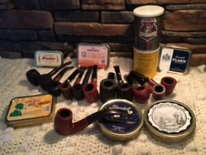 HIGHLY SOUGHT AFTER PIPES