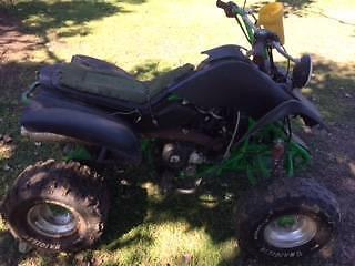 200 cc manual quad