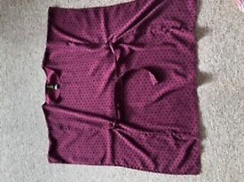 Collection of women's clothes size 6 and XS