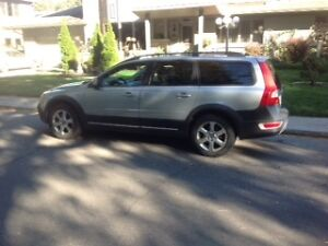 2008 Volvo XC70 cuir Familiale