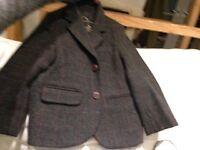Gorgeous M&S Tweed Blazer - Children's Age 3-4