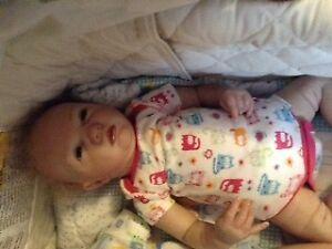 Reborn Felicity! Logan awake! NEED SOLD!!