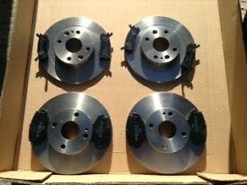 Mazda MX5 brand new brakes