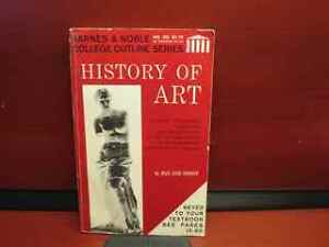 History of art by Vincent, Jean Anne