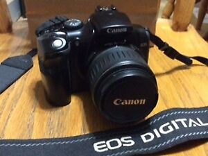 digital Canon camera