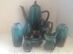 Lot Vintage BMP Blue Mountain Pottery