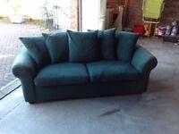 Sofa Workshop Double Sofa Bed £100
