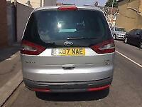 2007 Ford Galaxy 1.8TDCi ( 125ps ) 2007MY Zetec**Long MOT*HPI CLEAR**IMMACULATE