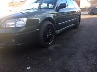 SUBARU LEGACY 2001 with 57000 miles automatic