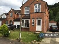 3 bedroom house in Pickard Bank, Leeds, LS6 (3 bed)