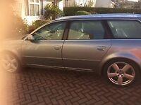 Audi A6. 2005 Final Edition