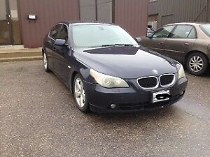 2004 Bmw 530i 6 Cylinders Car For Sale