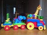 Train Fisher Price