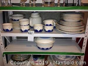 Dinner Set from Finland A