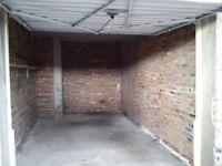 North Lanarkshire - large garage for long term let...