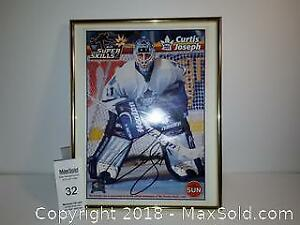 """Autographed """"CUJO"""" Picture Card"""