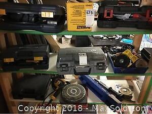 Dremel Tool And Heat Gun B