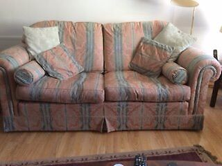 Duresta - Set comprising a three seater settee and two 2 seater settees