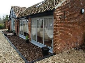 2 bed Short Term holiday home self catering rental from 2nd Feb up to 8 weeks inc all bills, Norwich