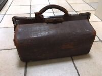 Old docrors bag