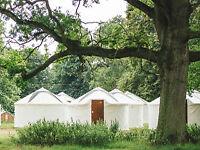 2x Wilderness Festival Tickets + Luxury Yurt: OPEN TO OFFERS!