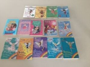 Rainbow Magic, girls chapter books, fairy set, christmas Newmarket Brisbane North West Preview
