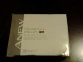3 x AVON ANEW PRODUCTS - FULL SIZE - NEW - SELLING AS JOB LOT!!!