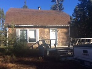 **Reduced** - 16X24 Two Story Camp - Near Wayerton Bridge, NB