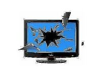 CASH PAID FOR FAULTY TVs WILL COLLECT AROUND THE NORTH EAST ANY FAULT BUT NOT CRACKED UP TO £50 PAID