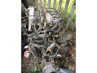 vw golf mk4 1.8 gti engine block for sale tested or parts call thanks